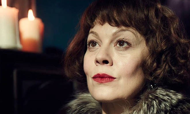 Helen McCrory portrayed the iconic Polly Gray in Peaky Blinders