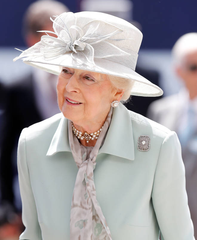 Princess Alexandra, The Honourable Lady Ogilvy is the Queen's cousin