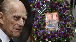 These are the songs selected by the Duke of Edinburgh for his funeral today
