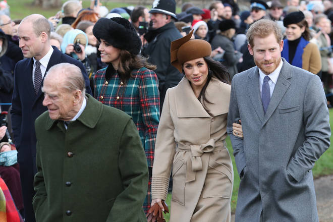 Meghan Markle is believed to have had a good relationship with her husband's granddad