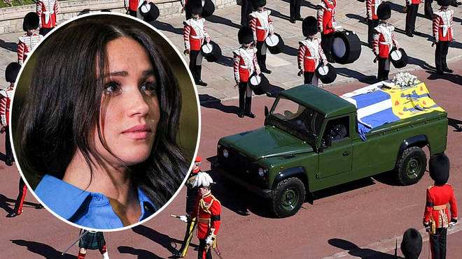Meghan Markle made sure she sent her condolences with a bouquet and handwritten note