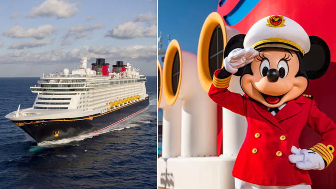 Disney are launching their cruises this summer