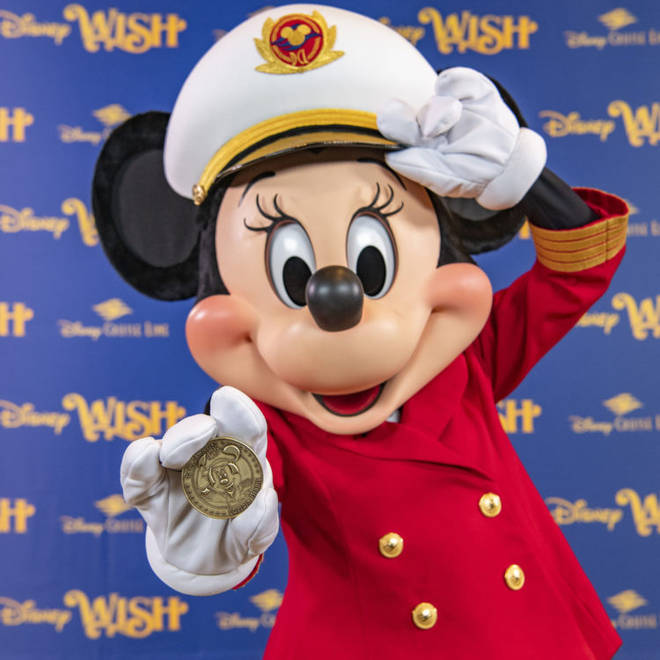 Disney is launching it's three day cruises in the UK
