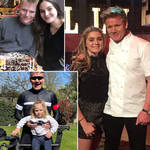 Gordon Ramsay and his wife share five children
