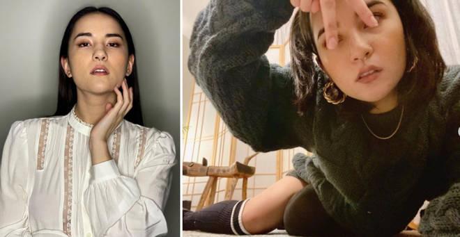 Jessie Mei Li plays Alina Starkov in Shadow and Bone