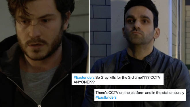 Gray Atkins killed another EastEnders resident this week