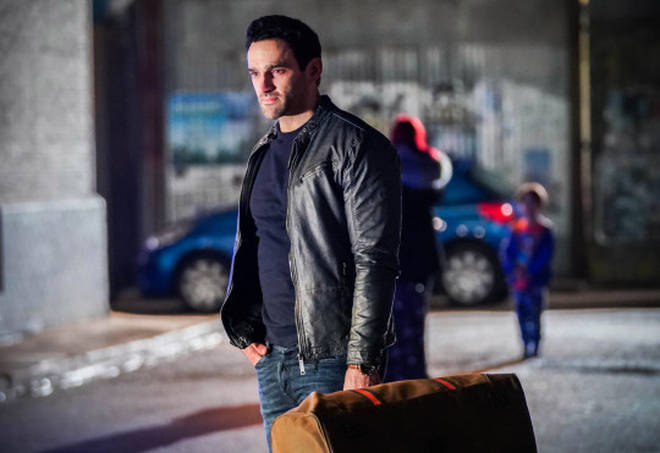 Kush was set to leave EastEnders for good