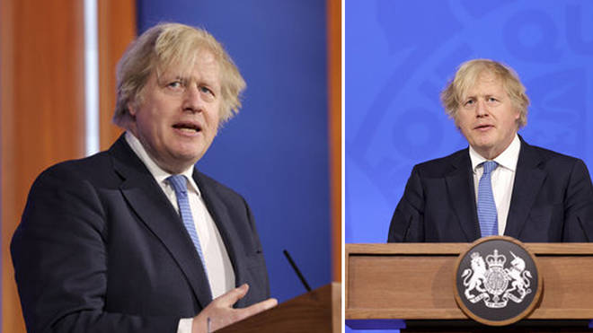 Boris Johnson will deliver a press conference today