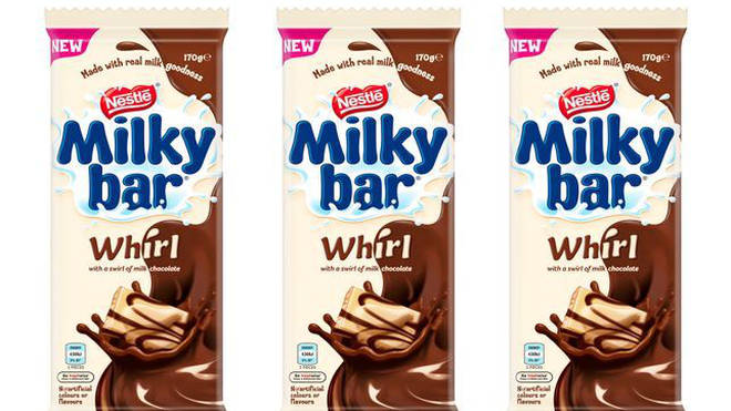 The collection of Nestlé treats are loved in Australia, and we predict they'll also be loved in the UK