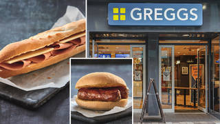 Greggs are adding two new vegan products to their range
