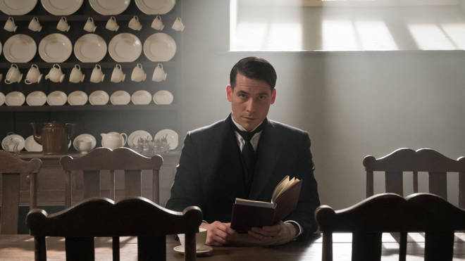 Rob James-Collier plays Thomas Barrow in Downton Abbey