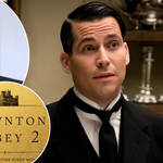 Downton Abbey's Rob James-Collier has opened up about filming the new film