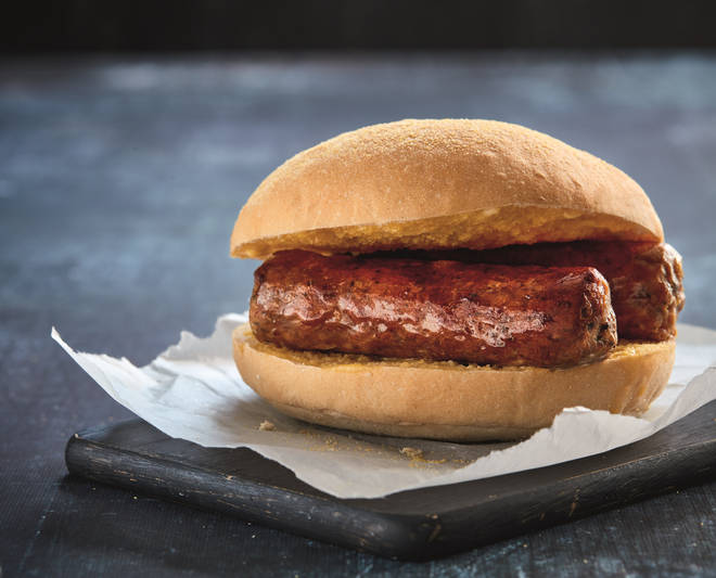 The Sausage Breakfast Roll will join their expanding vegan range