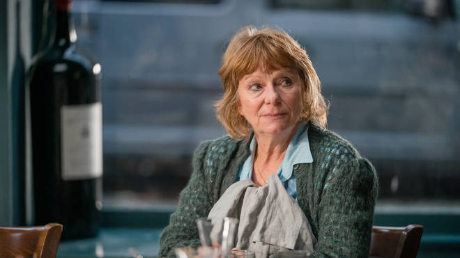 Karen Henthorn plays Janice Baines in Viewpoint