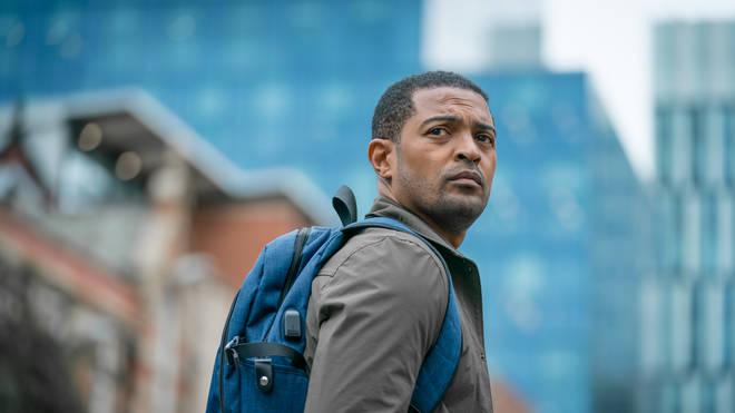 Noel Clarke plays DC Martin King in Viewpoint