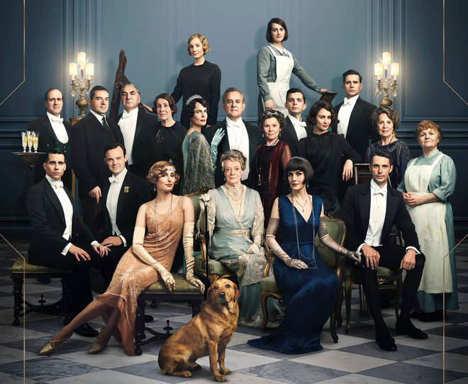 Downton Abbey's original cast is returning for the second film instalment