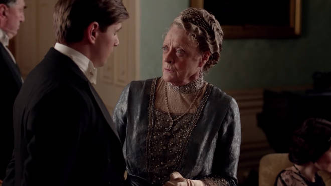Maggie Smith will be returning as the Dowager Countess
