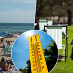 Temperatures could reach the mid twenties over the next few weeks