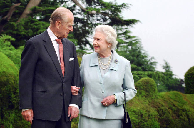 Prince Philip passed away on April 9 at Windsor Castle