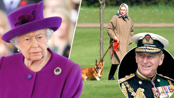 The Queen will be marking her birthday privately today following the death of Prince Philip