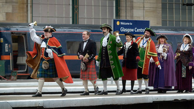 The British Town Crier Championships were cancelled last year