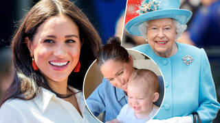 Meghan Markle reportedly called the Queen ahead of the funeral last week