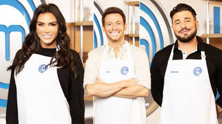 The full Celebrity Masterchef line up has been revealed
