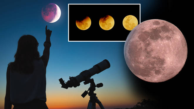 Make sure you don't miss the impressive Super Pink Moon lighting up the skies this month