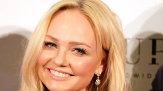 Heart's Emma Bunton found fame in the Spice Girls