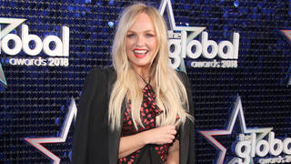 Emma Bunton couldn't hide her excitement about the Spice Girls tour