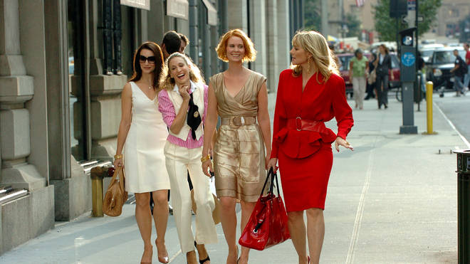 Kim Cattrall is the only member of the original four actresses not returning for the reboot