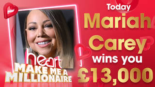 Mariah Carey's songs are worth a HUGE £13,000 today!