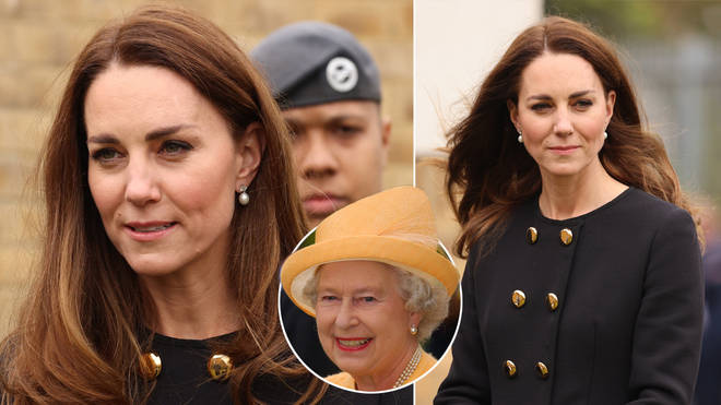 Kate Middleton made a touching tribute to the Queen on her birthday