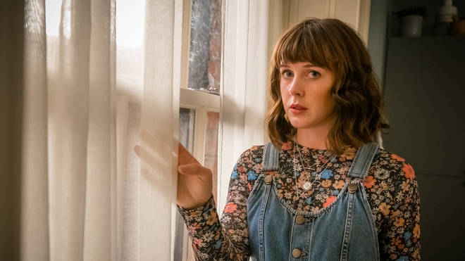 Alexandra Roach is playing Zoe Sterling in Viewpoint