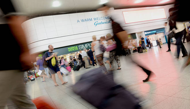 Gatwick Airport could face travel problems because of the strike