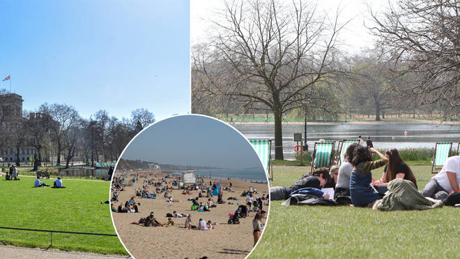 The weather is set to hot up next week