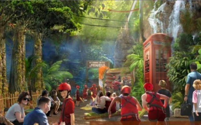 The attraction is due to open this summer