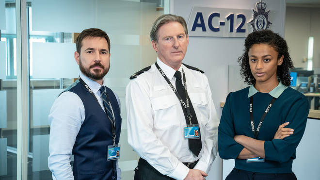 AC-12 may finally uncover who H is in Line of Duty