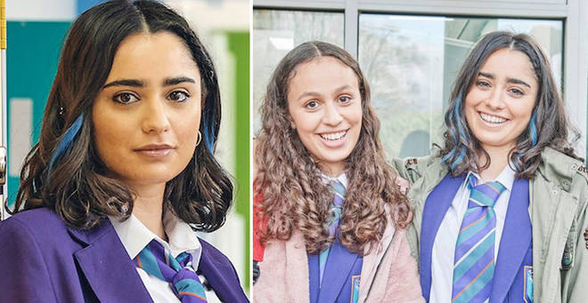 Who plays Fizza in Ackley Bridge season four?