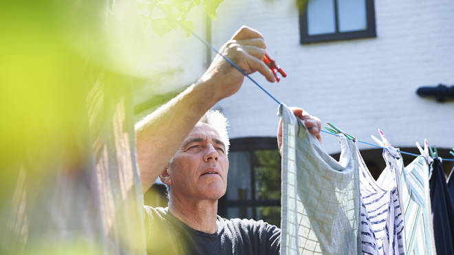 Homeowners in Edinburgh have been banned from hanging their washing in the garden