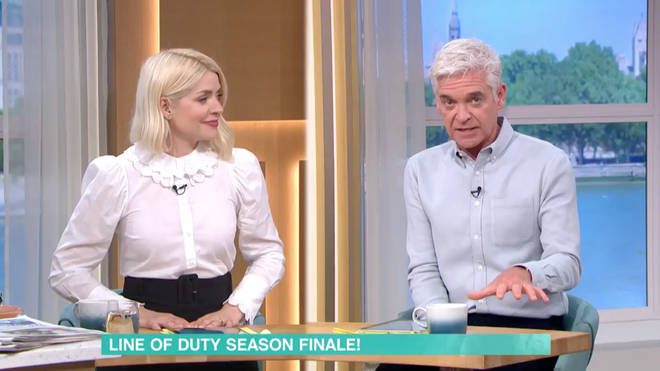 Holly and Phil told This Morning viewers they had a 'very exciting guest' on Monday's show