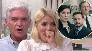 Holly and Phil hint Line of Duty's 'H' will be on This Morning next week
