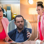 EastEnders viewers are convinced Linda Carter is pregnant