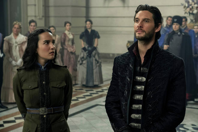 Writer Leigh Bardugo has spoken of her hopes for a second season