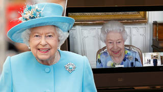 The Queen returned to royal duties this week