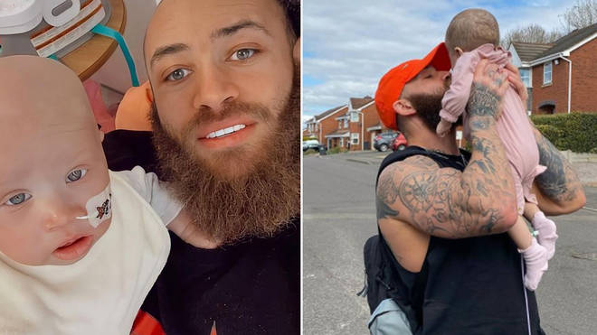 Ashley Cain's fundraiser for daughter Azaylia has reached over £1.6million