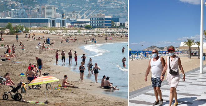 Spain has said it will welcome back tourists from June