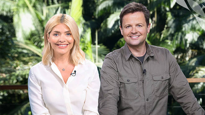 Holly Willoughby is joining Declan Donnelly in the jungle this year