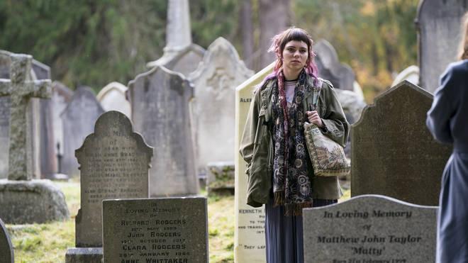Ellie Rawnsley as Anna in Innocent