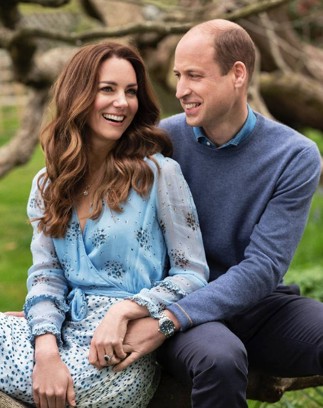 The Duke and Duchess of Cambridge got married April 29, 2011